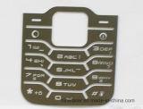 Nueve Portable grabador de fibra láser para metal, plástico