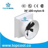 """Renfermants la """" volaille glace la fibre 36 renferment le ventilateur d'extraction de ventilation d'agriculture"""