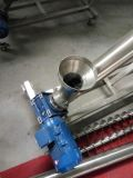 円のバケツの螺線形の振動挿入機械