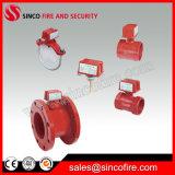 Detector de la corriente para el sistema automático de la lucha contra el fuego