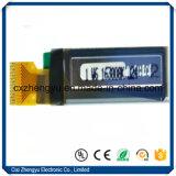 고품질 14pin 0.91 인치 128X32 OLED 전시 (백색 파란)