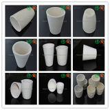 Crogioli analizzanti all'ingrosso dell'argilla refrattaria della ceramica del minerale e dell'oro per fusione ed analizzare