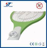 Swatter recargable del mosquito del insecto de la mosca con la antorcha