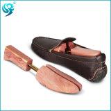 熱い販売の木材料は靴の注入口を作る