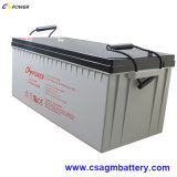 Battery 재충전용 Deep Cycle Gel Battery 12V 200ah Power 은행