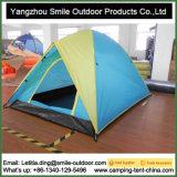 Tenda di campeggio esterna del giardino di picnic a un solo strato