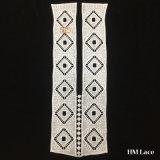 картина Superdry полиэфира 18*42cm геометрическая с квадратами и высоким качеством платья ворота уравновешивания шнурка пятен женским и дешевым шнурком утески цены Hml8501