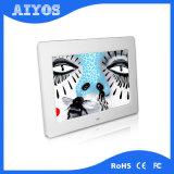 10.1 рамка фотоего IPS HD цифров дюйма акриловая с Vesa для установки стены