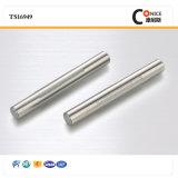 CNC do fornecedor de China que faz à máquina o eixo do diâmetro de 8mm com niquelar do chapeamento