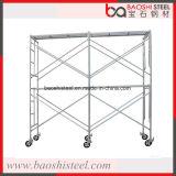 Frames van de Steiger van het Staal van het Staal van Baoshi de Zwarte
