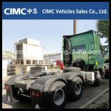 ガーナのためのSinotruk HOWO A7 4X2 371HPの索引車のトラクターヘッド