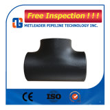 Углеродистая сталь ASTM A234 гр. Wpb равных тройник