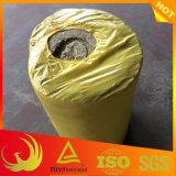 30мм-100мм водонепроницаемый базальтовой скалы шерсти одеяло на особую форму компонентов
