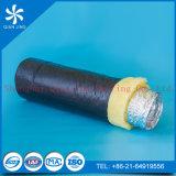 Conducto del aislante de la fibra de vidrio de la clase A2 con estándar del Ce