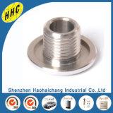 Parafusos de aço inoxidáveis do CNC da elevada precisão feita sob encomenda