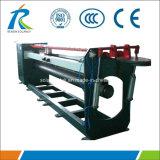 Prensa de planchar de la costura para la producción externa eléctrica del tanque del calentador de agua