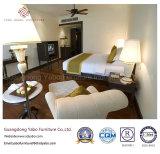 Mobilia standard della camera da letto dell'hotel con legno che fornisce (YB-WS-60)