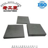 De wolfram Gecementeerde Platen van de Slijtage van de Transportband van de Keten van het Carbide