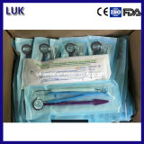 Qualitäts-medizinische Ausrüstung 3 1 in den zahnmedizinischen Prüfungs-Installationssätzen in entkeimten Sätzen