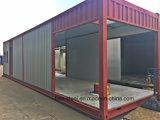 Contenedor de prefabricados de acero de móviles con la parte superior Zona Cafetera para relajarse