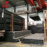 Tubo rectangular del acero de carbón con los de tamaño natural ASTM A500, En 10219, AS/NZS 1163