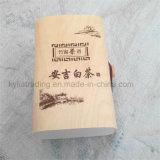Preiswerter leichter Korken-hölzerne Kästen für Tee (WB-04)