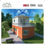 현대 조립식 집 빛 강철 별장