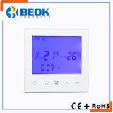 Termostato della bobina del ventilatore utilizzato per il regolatore di temperatura ambiente del condizionamento d'aria di Centrol
