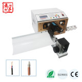 Decapagem de corte de cabos blindados e máquina de torção Dg-220t