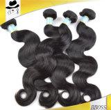 cabelo grande brasileiro da onda 10A, cabelo humano do Virgin