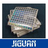 高品質の反偽造品のラベルの防水カスタマイズされた安全なホログラムのステッカー