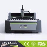 A máquina da marcação do laser da fibra do metal Esf-3015 com protege o caso