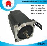 motor del motor eléctrico 48V 156W 3000rpm 0.5nm BLDC del motor de 60bl3a70 BLDC