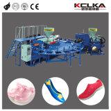 Автоматический - Пластиковые Double-Color машины литьевого формования с непосредственным впрыском зерноочистки