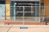 Amerikanisches populäres Aufbau-Größen-Zaun-Panel der Größen-6 FT*12 FT für Verkauf (XMR128)