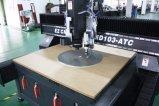 Ezletter mehrfache Doppelkugel-Schrauben-Bohrung und klopfende CNC-Maschine (MD103-ATC)