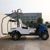 新しいモデル2の乗客の中国の小型電気ゴルフカート