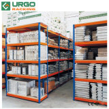 Metálica de acero de almacén de estanterías de almacenamiento de prestaciones medias