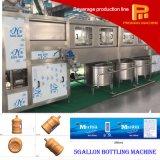 Автоматическая 5 галлон минеральной воды производственной линии/5 галлон линии наполнения
