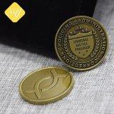 安い卸し売りカスタムトロリーさざ波のEthereumの挑戦エナメルのユーロの硬貨