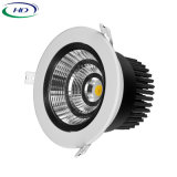 6W/8W COB Serie B Downlight LED ajustable con Ce RoHS