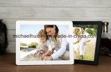 видео-плейер Multi-Media полного HD экрана 14inch выдвиженческие рекламируя (HB-DPF1402)