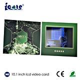 Очень экстренный выпуск брошюра LCD экрана 10.1 дюймов видео- с высоким качеством