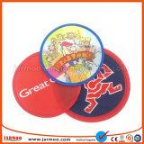 Nylon baratos personalizados Frisbee Flying