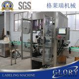 La reducción de la botella de agua automática máquina de etiquetado