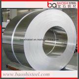 Matériau de construction enduit en métal de zinc dans les bobines