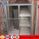 建物作業のための中国の移動可能なアルミニウムタワーの足場