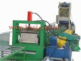Tipo rolo da escada de Galvanzied da bandeja de cabo que dá forma à máquina