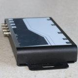 Lector de tarjetas de larga distancia RS232 RS485 Tcpip fija el lector RFID UHF