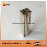 Rare Earth Cylinder Neodymium Magnet Boxing ring